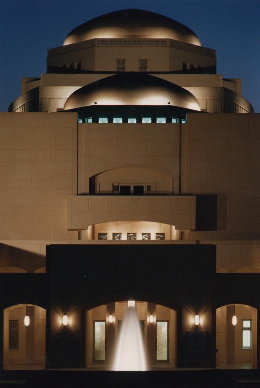 エジプトカイロオペラハウス01
